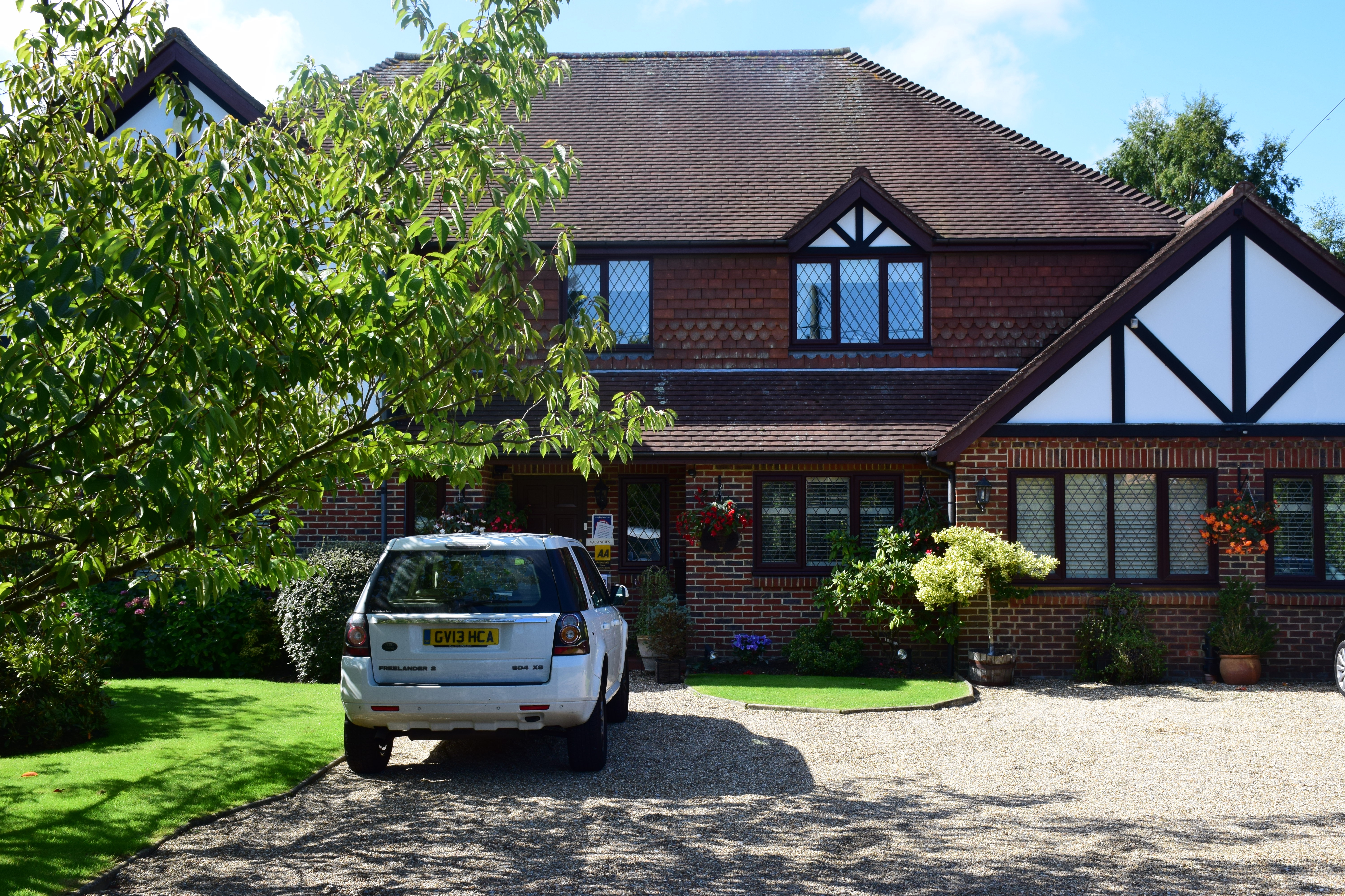 Beechwood Bed and Breakfast close to Glyndebourne and Historic Lewes.